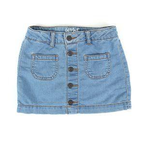CAT & JACK skirt, girl's size XS (4/5)